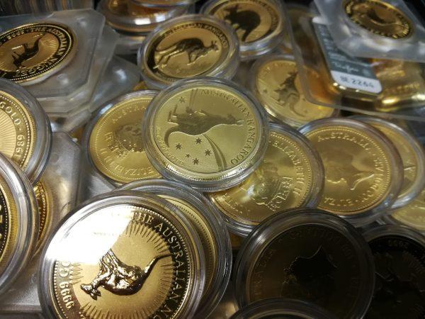 Podstawy inwestowania w złoto i srebro. Część 3. Praktyczne rady na temat kupowania monet: Australian Kangaroo.