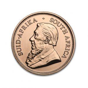 Krugerrand 1/2 uncji złota