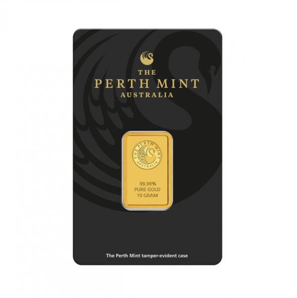 Sztabka złota LBMA 5g Perth Mint