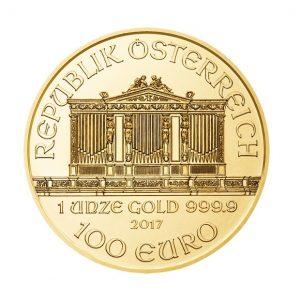 Wiener Philharmoniker 1 uncja złota