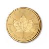 Maple Leaf 1/2 uncji złota