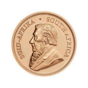 Krugerrand 1/4 uncji złota