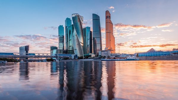 Rosja, Chiny, złoto.