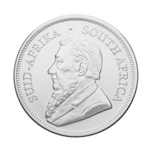 Krugerrand srebrna moneta 100 uncji