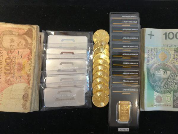 Średnie polskie wynagrodzenie. Co wspólnego ma ze złotem?