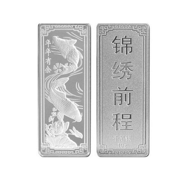 VAT na srebro w Chinach