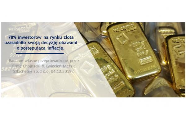 Kto kupuje w Polsce złoto? Dlaczego Polacy to robią?