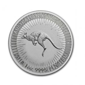 Australian Kangaroo uncja platyny